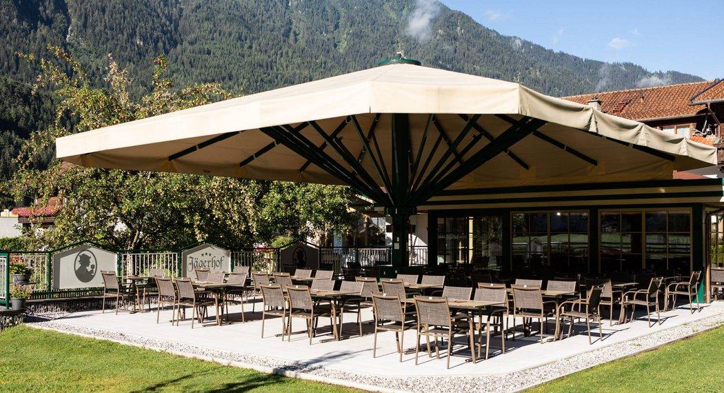 Der Jägerhof - unser Hotel im Ötztal