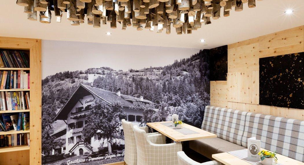 Our hotel in Oetz - the Jägerhof, Ötztal