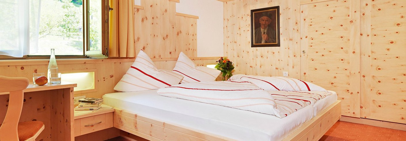 Stone pine suite »Alpenstolz«
