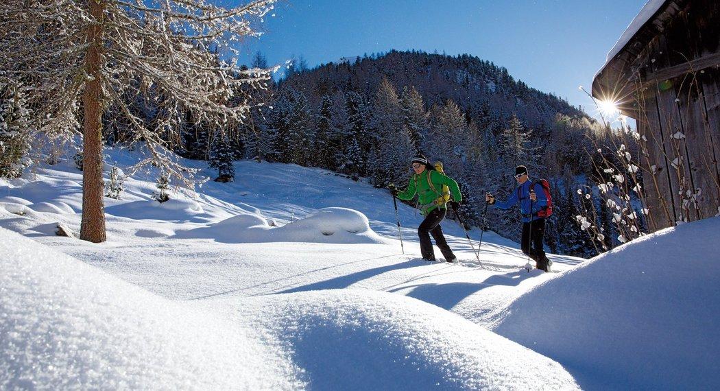 Skitourenhotel im Ötztal, Langlaufen im Ötztal