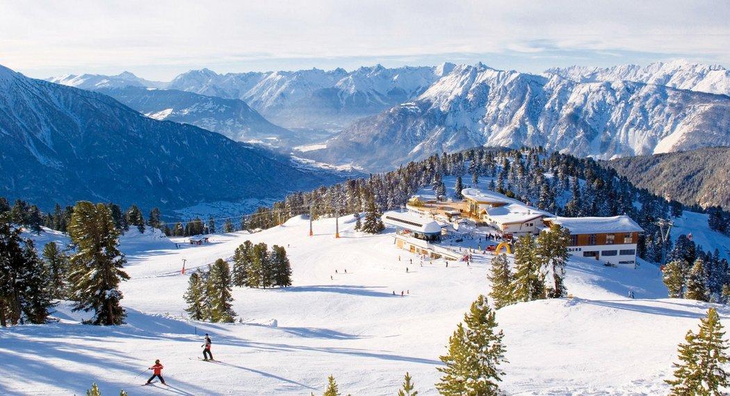 Skiurlaub in Hochoetz