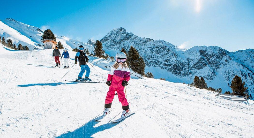 Your skiing holidays in the Ötztal - Jägerhof, Oetz