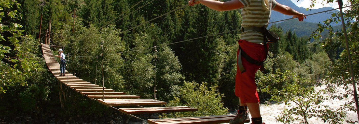 Your climbing holidays at the Jägerhof, Ötztal