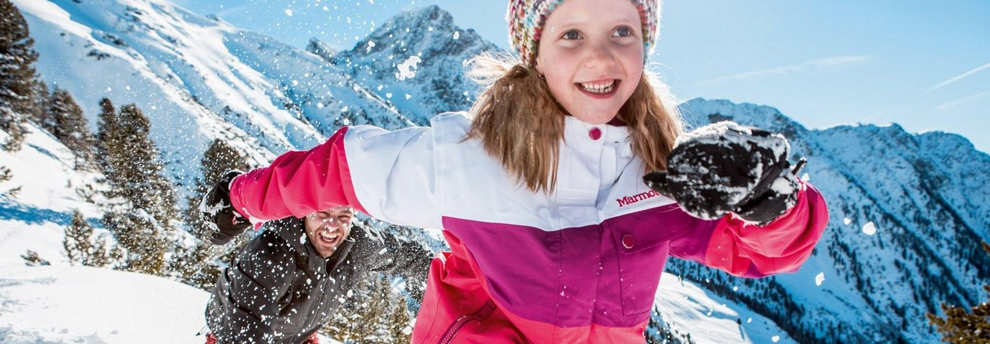 Your family skiing holiday in the Ötztal, Austria