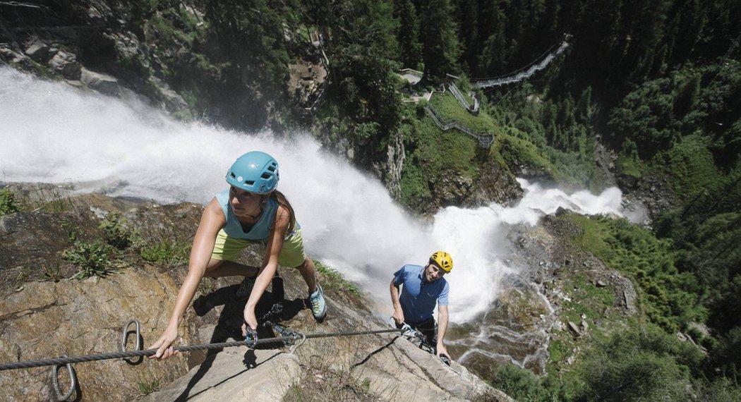 Ihr Kletterurlaub im Ötztal